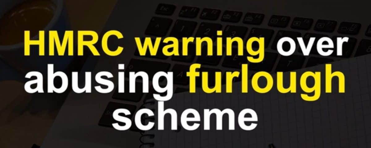 HMRC warning