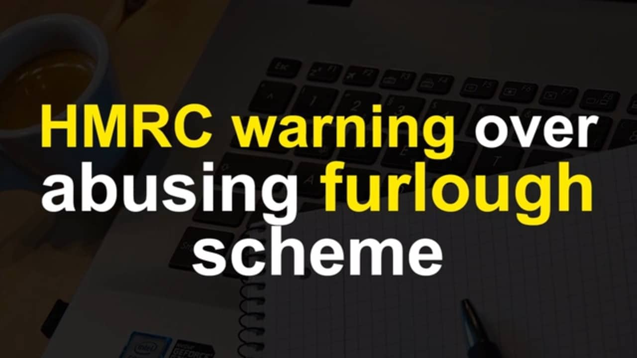 HMRC warning