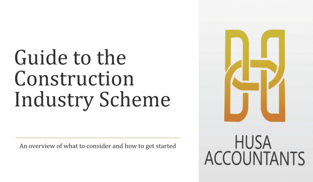 Guide to the Construction Industry Scheme
